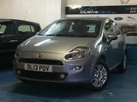 Fiat Punto 1.4 Easy (Brio Pack) 3dr 2013 Hatchback 1 F OWNER FSH TOP SPEC