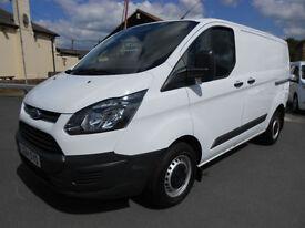 2015 Ford Transit Custom 290 Eco-Tech TDCI Diesel Van * ONLY 26K MILES *