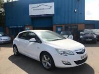 2010 Vauxhall Astra 1.6 i VVT 16v Exclusiv Hatchback 5dr Petrol Manual (147