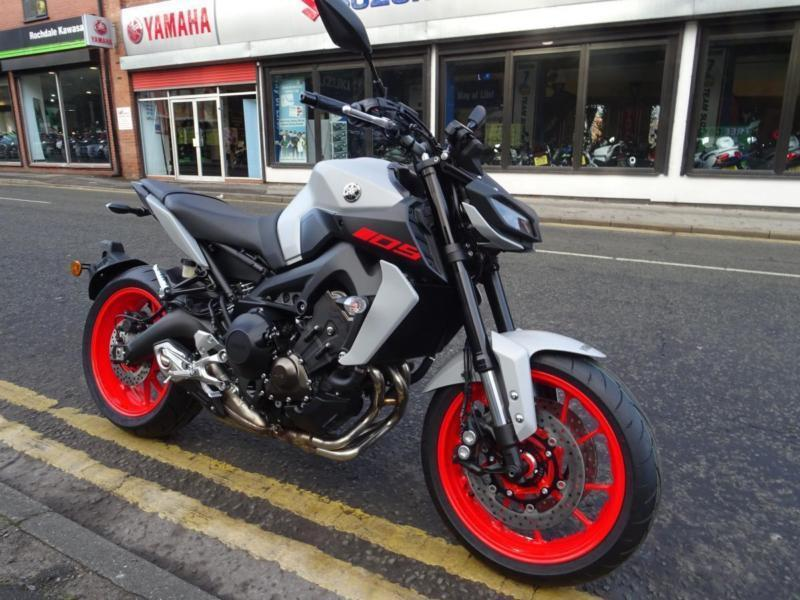 2019 Yamaha MT-09 6 9% HP and PCP available with deposits from just 99 | in  Rochdale, Manchester | Gumtree