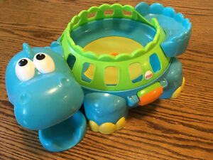 Go Baby Go! Poppity-Pop Musical Dino