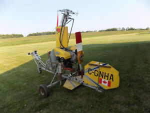 Gyrocopter Final price 3000$ take it and leave