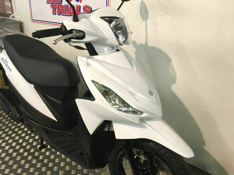 NEW 2019 Suzuki UK Address 110cc Scooter 0% Finance Available & £0 Deposit  | in Barnsley, South Yorkshire | Gumtree