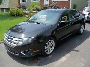 2010 Ford Fusion Berline - 4 cyl., 2.5L