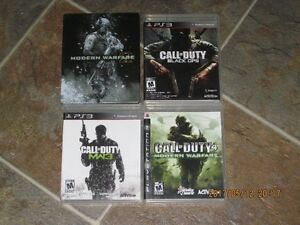 Play Station 3 Games.  Price per each