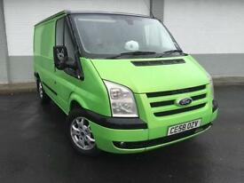 2008 58 Ford Transit Trend 110 Bhp **1 Owner**Full Serivce History**Ply Lined**
