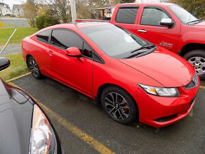 Honda Civics 2007-2013 Offers Welcome 727-5344 or 743-2551