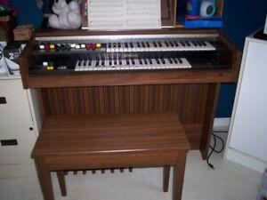orgue yamaha pss-450