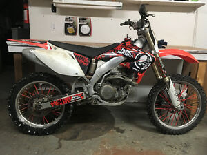 Trade 03 crf450 for cr500/250