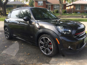 Mini Countryman John Cooper Works, Fully Loaded