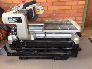 Beast by Lackmond Wet Tile Saw