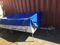 Car trailer for sale very good condition