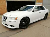 2012 Chrysler 300C 3.0 CRD Executive 4dr Saloon Diesel Automatic