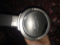 SONY Headphones in great used condition !!
