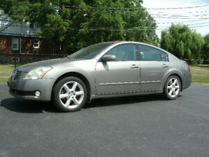 2006 Nissan Maxima: Auto, Sky Roof, A/C Blows Cold,Drives Great!