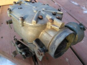 1949 Olds Carb
