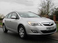 2010 Vauxhall Astra 1.7 CDTi 16V ecoFLEX EXCLUSIVE 5DR TURBO DIESEL ESTATE *Â...
