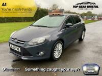 2013 Ford Focus ZETEC Hatchback Petrol Manual