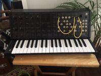 KORG MS-20 m analogue synthesizer