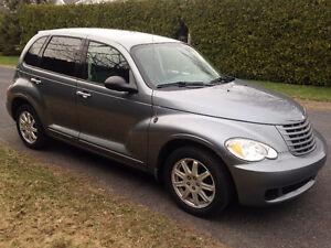 2008 Chrysler PT Cruiser Famillale toute equipee pas de rouille
