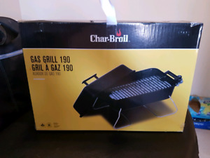 *NEW portable bbq gas grill 190