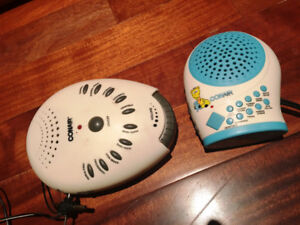 Sound cancelling noise maker Therapy Sound Machine