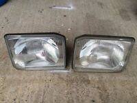 1997 Land Rover Discovery 1 V8 headlights for sale.
