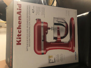 KitchenAid 5QT Bowl-Lifting Stand Mixer