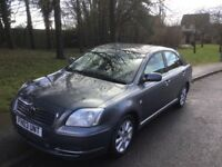 2003 Toyota Avensis 1.8 Automatic-79,000-2 owners-12 months mot-great value