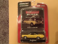 Greenlight Collectibles - AUCTION BLOCK - 1968 PLYMOUTH HEMI GTX