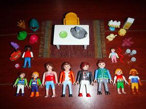 huge lot of Playmobil