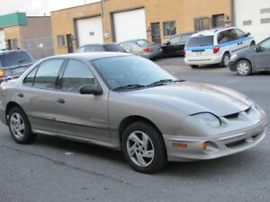 Pontiac Sunfire SL /AUT/4 CYL/AIR/113,846 KM/SUPERBE