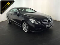 2012 62 MERCEDES E350 SPORT CDI AUTO COUPE 1 OWNER SERVICE HISTORY FINANCE PX