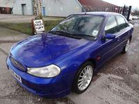 FORD MONDEO ST200~2.5 V6~Y'01~MANUAL~5 DOOR HATCHBACK~STUNNING BLUE~BEST COLOUR