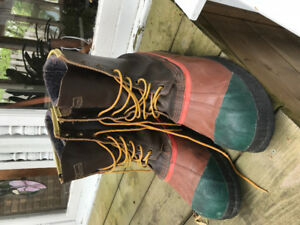 SOREL COMMANDERS WINTER BOOTS