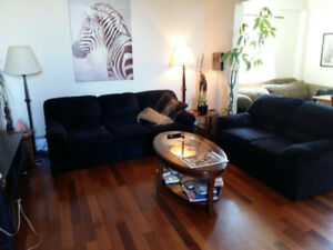 Now/ Dec 1-Nice furn rm in safe character home in central ln