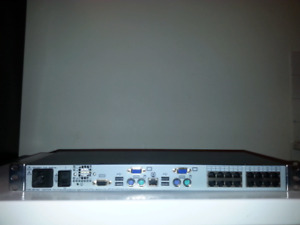 HP AF617A Server Console KVM Switch 16 Ports