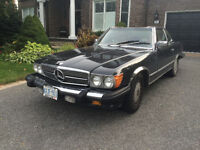 Mercedes 560SL Roadster - Excellent Condition