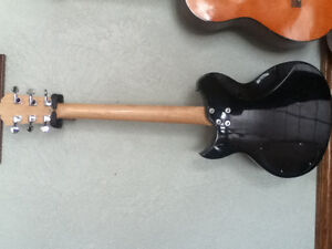 Washburn Electric Skull Graphic Guitar Kitchener / Waterloo Kitchener Area image 4