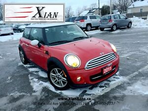 2011 Mini Cooper Classic ***Winter tires included***