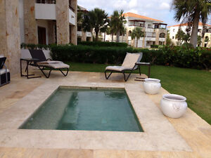 Punta Cana apartment with jacuzzi