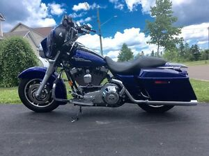 FALL SPECIAL - 2006 HD Street Glide PRICE REDUCED