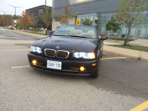 2000 BMW 3-Series M Package Convertible