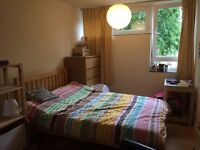 large double room available for single