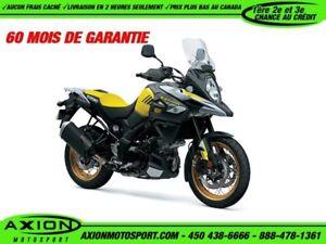 2018 Suzuki V-Strom 1000 ABS XT DL1000 47,17$/SEMAINE