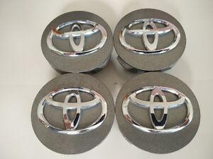 Toyota Wheel Center Caps - Caps de Centre de roues 60.1mm