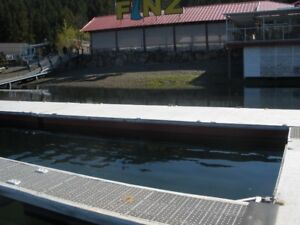 For rent: boat slip at the Shuswap in Blind Bay, BC