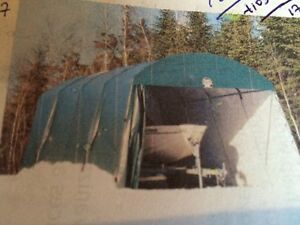 12' x 35' Storage Tent Building for Sale-New Never Assembled