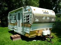 Golden Falcon Camper