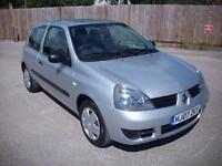 Renault Clio CAMPUS 8V FULL SERVICE HISTORY